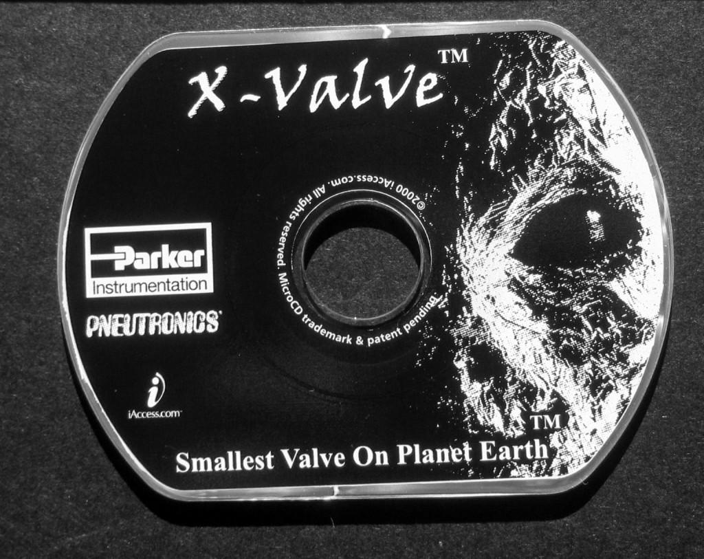 X-valve-Parker